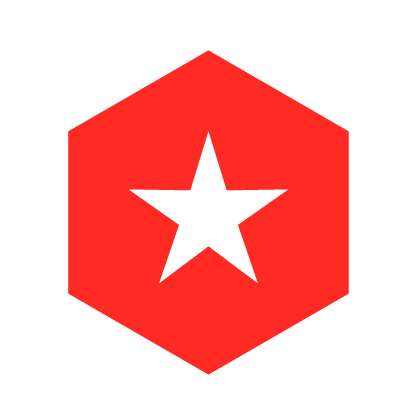 stainless star icon